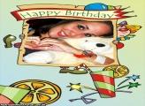 Aniversário com Palhaço Feliz
