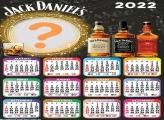Virtual Online Calendário 2022 Jack Daniel