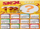Calendário 2022 Skol Montagem Grátis Online