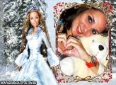 Barbie Na Neve