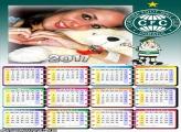 Calendário 2017 Coritiba