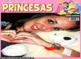 Moldura Clube das Princesas