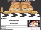 Convite Gato Garfield Diversão