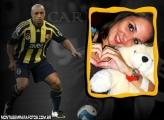 Moldura Jogador Roberto Carlos