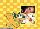 Mickey e Pluto Alfabeto