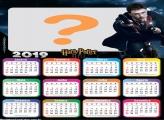 Calendário 2019 Harry Potter Filmes