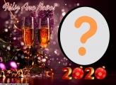 Foto Colagem Feliz Ano Novo 2020