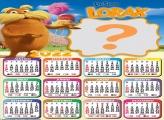 Calendário 2022 Lorax Moldura Online