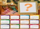 Calendário 2019 Natal Brilhe em Seu Coração