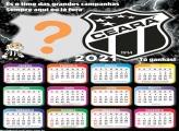 Calendário 2021 Ceará Time de Futebol