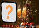 Feliz Ano Novo Moldura 2019