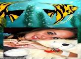 Moldura Casal de Peixes