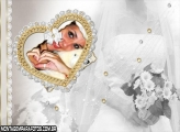 Noiva e Coração Dourado