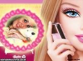 Moldura Celular Barbie