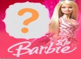 Moldura Boneca Barbie