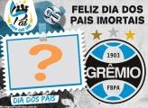 Dia dos Pais Grêmio Colagem de Foto