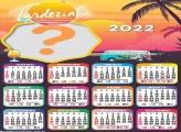 Calendário 2022 Tardezinha Montagem Infantil