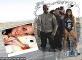 Foto com Black Eyed Peas