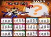 Calendário 2022 Yu-Gi-Oh Moldura de Foto Grátis