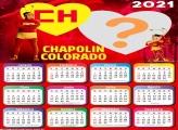 Calendário 2021 Chapolin Colorado