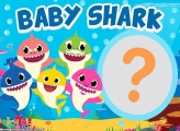 Colagem de Foto Baby Shark