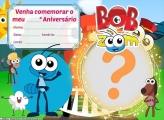 Convite Bob Zoom