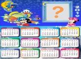 Calendário 2019 Disney Baby Meninos