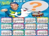 Calendário 2022 Foquinha Luccas Neto