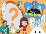 Luccas Neto Feliz Páscoa Montagem Infantil