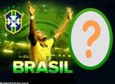 Moldura Brasil Neymar
