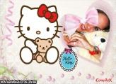 Hello Kitty Coraçãozinho