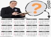 Calendário 2019 Padre Miguel Angelo