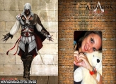 Moldura Assassins Creed Jogo