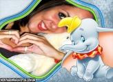Elefantinho Baby do Circo