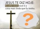Jesus Te Diz Hoje