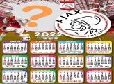 Calendário 2022 do Time Ajax Amsterdam