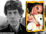 Moldura Mick Jagger