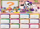 Calendário 2020 Infantil Discovery Kids