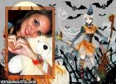 Bruxinha Anime Halloween