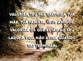 Valoriza Teu Pais Valoriza Tua Mãe