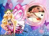 Barbie Butterfly Brilhos e Cores
