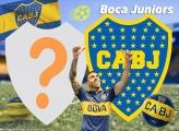 Moldura Boca Juniors