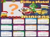 Calendário 2021 Minions de Natal
