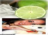 Moldura Limão com Gelo