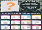 Foto Calendário 2021 Pai Grande Guerreiro