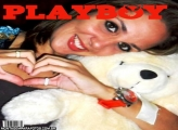 Moldura Capa da Play Boy