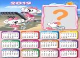 Calendário 2019 Lilica Ripilica