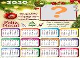 Calendário 2020 Que este Natal seja de muita Prosperidade