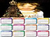 Calendário 2018 da Nossa Senhora