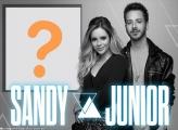 Sandy e Junior Montagem de Foto